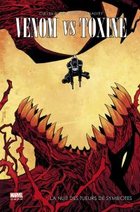 Venom  : La nuit des tueurs de symbiotes (0), comics chez Panini Comics de Bunn, Shalvey, Loughridge