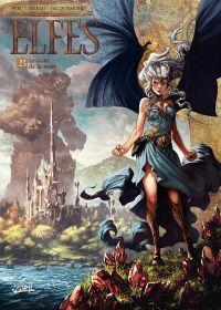 Elfes – cycle Les elfes blancs, T23 : Le goût de la mort (0), bd chez Soleil de Peru, Bileau, Jacquemoire