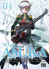 Magical task force Asuka T4, manga chez Pika de Fukami, Tokiya