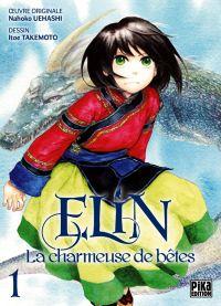 Elin la charmeuse de bêtes T1, manga chez Pika de Uehashi, Takemoto