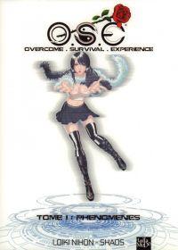 O.S.E. Overcome Survival Experience T1, manga chez Tartamudo de Loiki, Shaos