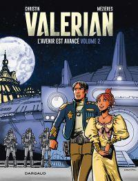 Valerian T2 : L'avenir est avancé 2 (0), bd chez Dargaud de Mézières, Christin