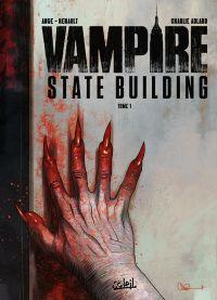 Vampire State Building T1, bd chez Soleil de Renault, Ange, Adlard, Gérard