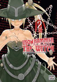 Iron hammer against the witch  T2, manga chez Delcourt Tonkam de Murata, Hiyama