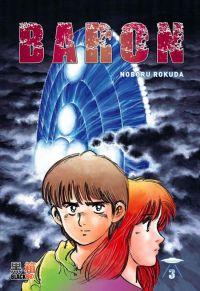 Baron T3, manga chez Black Box de Rokuda
