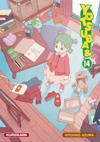 Yotsuba to T14, manga chez Kurokawa de Azuma