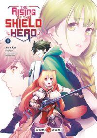 The rising of the shield hero T11, manga chez Bamboo de Aneko, Kyu