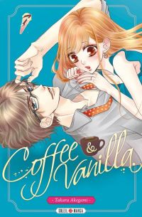 Coffee & vanilla T7, manga chez Soleil de Akegami