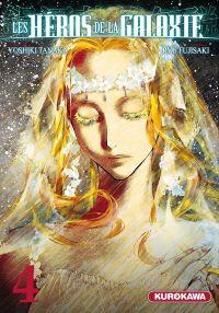 Les héros de la galaxie T4, manga chez Kurokawa de Tanaka, Fujisaki