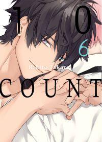 10 count  T6, manga chez Taïfu comics de Takarai