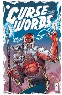 Curse Words T1 : Le diable de tous les diables (0), comics chez Glénat de Soule, Browne, Garland