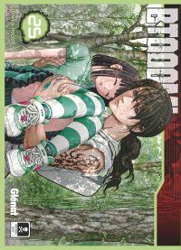 Btooom !  T25, manga chez Glénat de Inoue