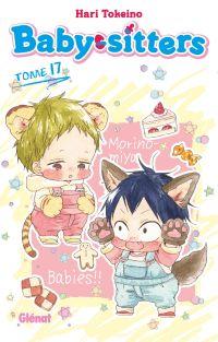 Baby sitters T17, manga chez Glénat de Tokeino