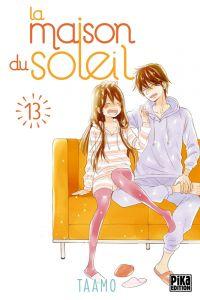 La maison du soleil  T13, manga chez Pika de Taamo