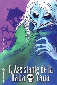 L'Assistante de la Baba Yaga, comics chez Kinaye de McCoola, Carroll