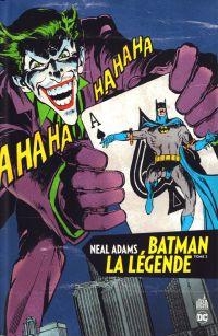 Batman, la légende T2, comics chez Urban Comics de Wein, Adams, Robbins, Wolfman, O'neil, Ro, Services, Bleyaert, Sno-Cone