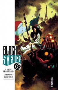 Black Science T8 : Le banquet des Lotophages (0), comics chez Urban Comics de Remender, Scalera, Dinisio