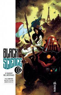 Black Science T8 : Le banquet des Lotophages (0), comics chez Urban Comics de Remender, Scalera, Dinisio