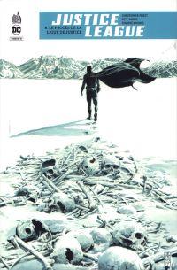 Justice League Rebirth T6 : Le procès de la Ligue de Justice (0), comics chez Urban Comics de Priest, Briones, Woods, Churchill, Santucci, Sotomayor, Sollazzo, Eltaeb, Cox, Jones