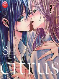 Citrus T8, manga chez Taïfu comics de Saburouta