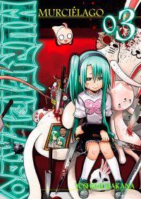 Murciélago T3, manga chez Ototo de Yoshimurakana