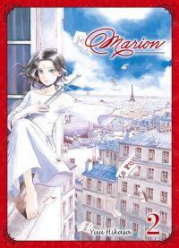 Marion T2, manga chez Komikku éditions de Hikasa