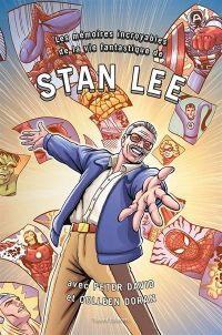 Les mémoires incroyables de la vie fantastique de Stan Lee, comics chez Talent Editions  de Lee, David, Doran, Farmer
