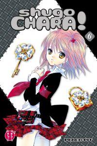 Shugo chara T6, manga chez Nobi Nobi! de Peach-Pit