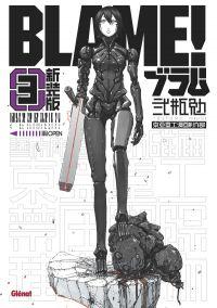 Blame ! – Edition deluxe, T3, manga chez Glénat de Nihei
