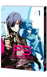 Persona 3 T1, manga chez Mana Books de Sogabe, Atlus