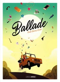 Ballade, bd chez Bamboo de Deveney, Courty, Combet
