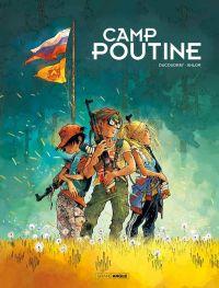 Camp Poutine T1, bd chez Bamboo de Ducoudray, Anlor