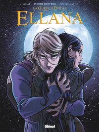 Ellana T4 : L'envol (0), bd chez Glénat de Lylian, Martin, Vial