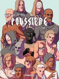 Poussière T2, bd chez Delcourt de Monde