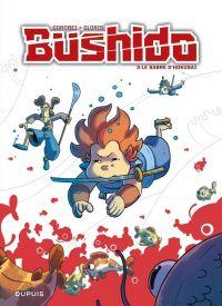 Bushido T3 : Le Sabre d'Hokusai (0), bd chez Dupuis de Gloris, Gorobei, Piscitelli