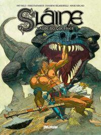 Slaine T1 : L'aube du guerrier (0), comics chez Delirium de Mills, A. Mills, McMahon, Belardinelli