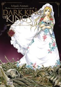 Dark king of kings T2, manga chez Delcourt Tonkam de Aramaki
