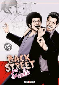 Back street girls T6, manga chez Soleil de Gyuh