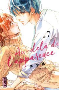 Au-delà de l'apparence T7, manga chez Kana de Akuta