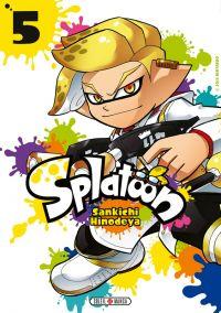 Splatoon T5, manga chez Soleil de Hinodeya