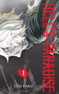 Hell's paradise T1, manga chez Kazé manga de Kaku