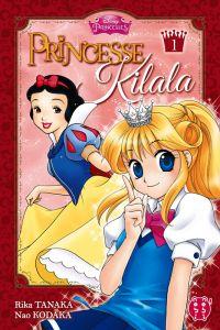 Princesse Kilala T1, manga chez Nobi Nobi! de Tanaka, Kodaka