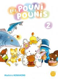 Les Pounipounis T2, manga chez Nobi Nobi! de Minamino