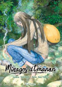 Mirages d'Emanon, manga chez Ki-oon de Kajio, Tsuruta