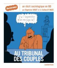 Au tribunal des couples, bd chez Casterman de Collectif Onze, Virot
