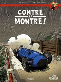 Les Aventures de Betsy T3 : Contre la montre (0), bd chez Paquet de Marin, Jérôme, Alquier