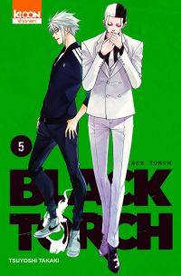 Black torch T5, manga chez Ki-oon de Takaki