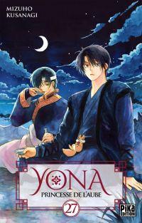 Yona, princesse de l'aube  T27, manga chez Pika de Mizuho