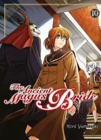 The ancient magus bride  T10, manga chez Komikku éditions de Yamazaki