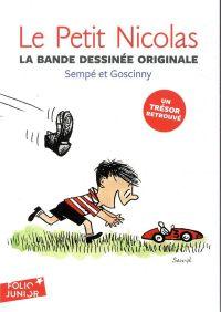 Le Petit Nicolas : La bande dessinée originale (0), bd chez Folio de Goscinny, Sempé